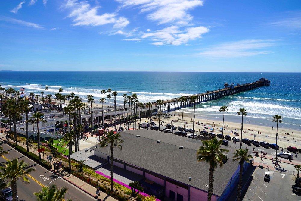 Oceanside gets $8M to renovate public facilities near pier