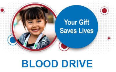OLSC Blood Drive