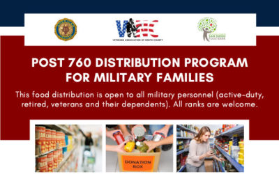 FOOD DISTRIBUTION PROGRAM FOR MILITARY FAMILIES