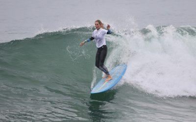 Super Girl Longboard Pro